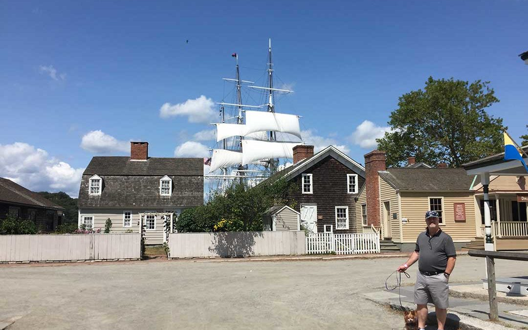 Mystic Seaport Museum, Mystic CT