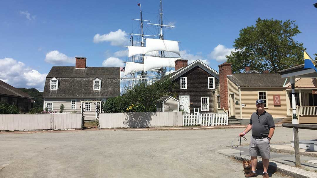 Mystic Seaport Museum July 4